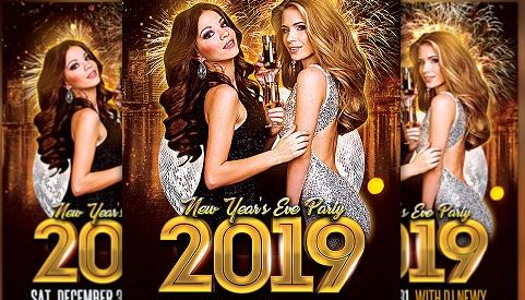 New Year 2018 Party mix