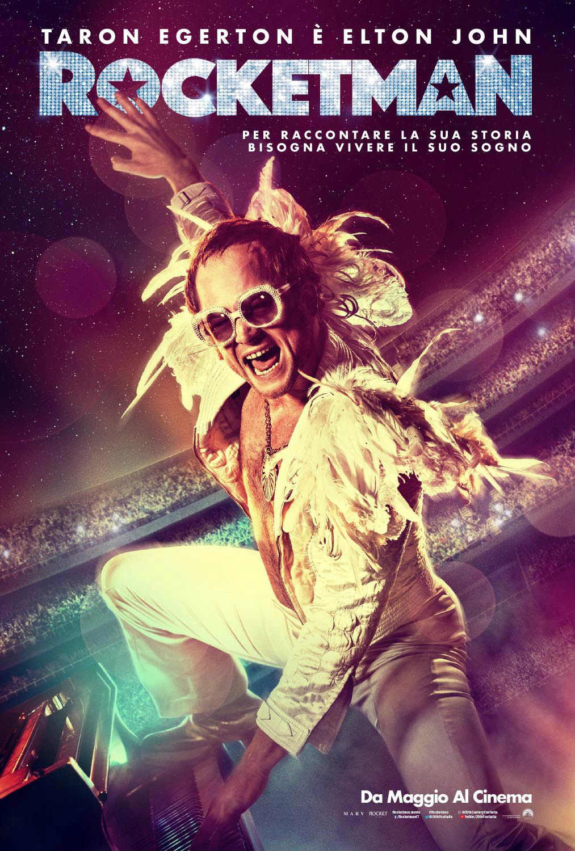 Rocketman (2019) Movie poster Free Online